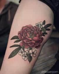 Carnation Tattoo 47