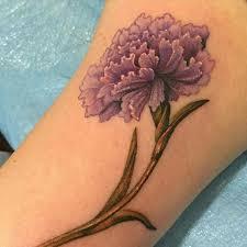 Carnation Tattoo 7