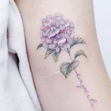 What Does Hydrangea Tattoo Mean? | 45+ Ideas and Designs