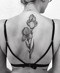 294e9bda041b7 What Does Iris Tattoo Mean? | 45+ Ideas and Designs