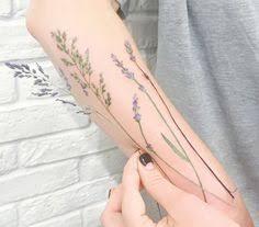 Lavender Tattoo 41