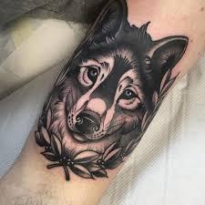 Neo Traditional Tattoo 12