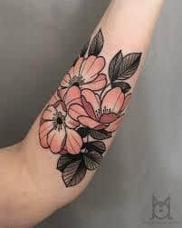 Neo Traditional Tattoo 13