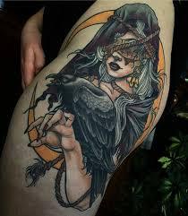 Neo Traditional Tattoo 14