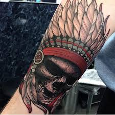 Neo Traditional Tattoo 19