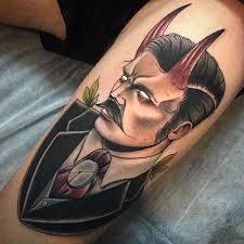 Neo Traditional Tattoo 39