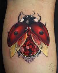 Neo Traditional Tattoo 40