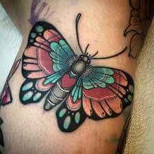Neo Traditional Tattoo 41