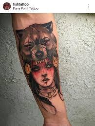 Neo Traditional Tattoo 42