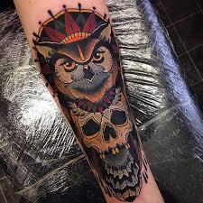 Neo Traditional Tattoo 43