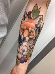 Neo Traditional Tattoo 49