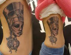 queen nefertiti tattoo meaning 45 ideas and designs. Black Bedroom Furniture Sets. Home Design Ideas