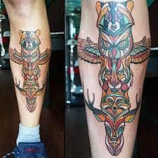 What Does Totem Tattoo Mean 45 Ideas And Designs