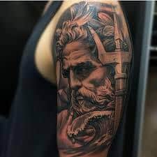 What Does Trident Tattoo Mean 45 Ideas And Designs