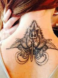 What Does Trident Tattoo Mean? | 45+ Ideas and Designs