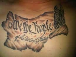 We The People Tattoo Meaning 45 Ideas And Designs