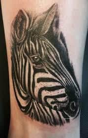 Zebra Tattoo Meaning 45 Ideas And Designs