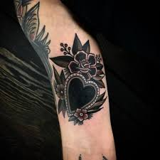 Armpit Tattoo 11