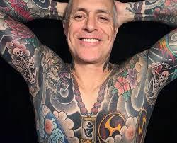 Armpit Tattoo 17