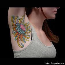 Armpit Tattoo 21