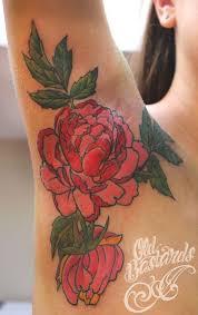 Armpit Tattoo 27
