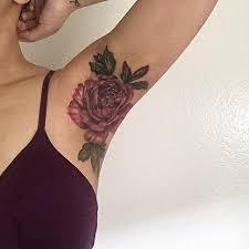 Armpit Tattoo 28