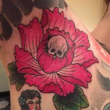 Armpit Tattoo 29