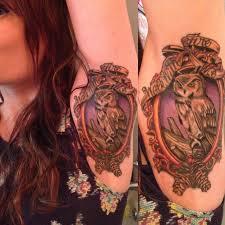 Armpit Tattoo 34