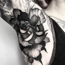 Armpit Tattoo 43