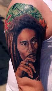 Bob Marley Tattoos 17