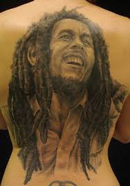 Bob Marley Tattoos 20