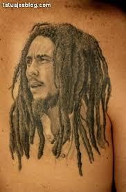 Bob Marley Tattoos 24