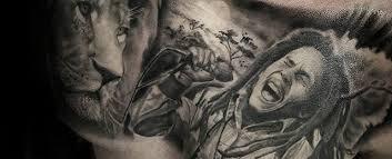 Bob Marley Tattoos 25