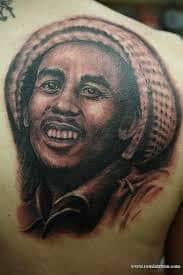 Bob Marley Tattoos 26