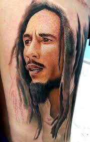 Bob Marley Tattoos 37