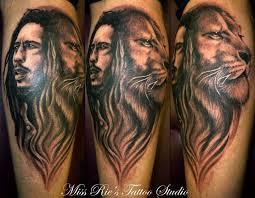 Bob Marley Tattoos 47