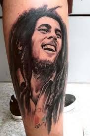 Bob Marley Tattoos 48