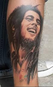 Bob Marley Tattoos 51