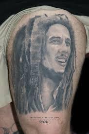 Bob Marley Tattoos 6