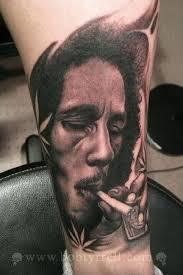 Bob Marley Tattoos 8