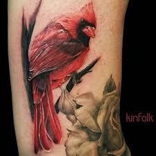 Cardinal Tattoo 23