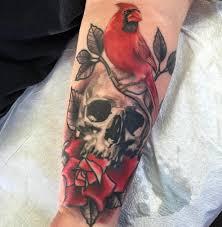 Cardinal Tattoo 36