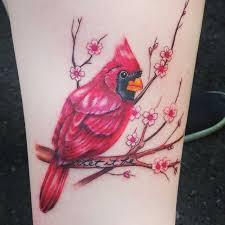 Cardinal Tattoo 9