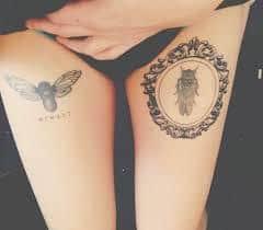 Cicada Tattoo 14