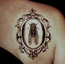 Cicada Tattoo 18