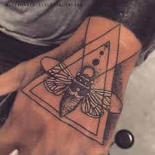 Cicada Tattoo 21