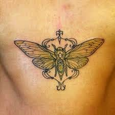 Cicada Tattoo 22