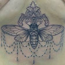 Cicada Tattoo 48