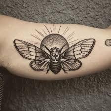 Cicada Tattoo 9