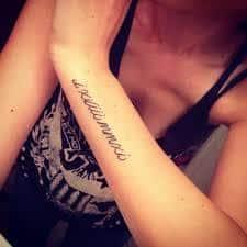 Date Tattoos 2